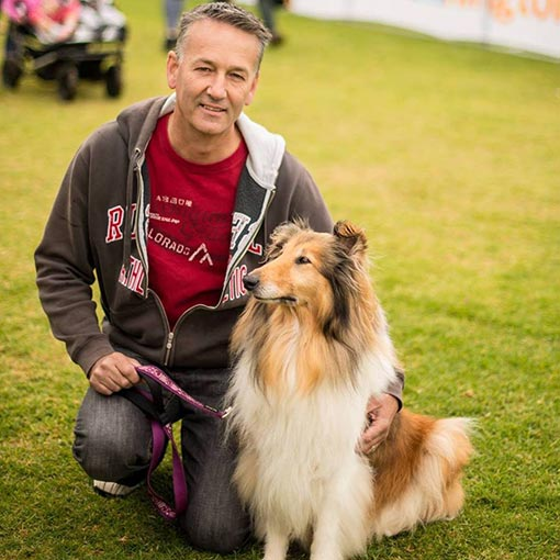 Colliewobbles Founder and Chairman